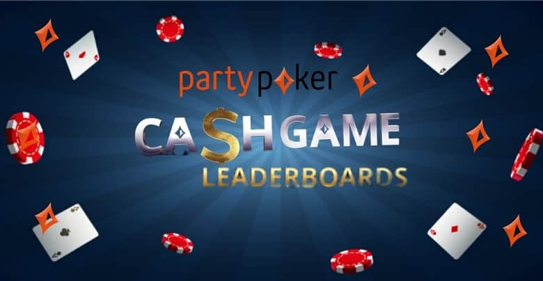 partypoker To Roll Daily Cash Leaderboards