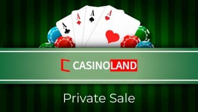 CasinoLand Private Sales will commence on July 30
