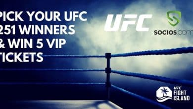 Photo of Chiliz & UFC To Give VIP Tickets To Prediction Competition Participants