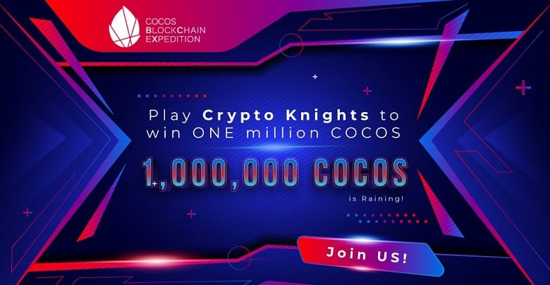 Cocos-BCX Blockchain Launches Games Week & Six Airdrops