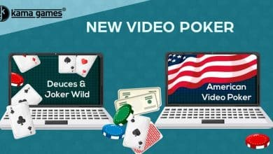Photo of KamaGames Launched Deuces & Joker Wild and American Video Poker Games