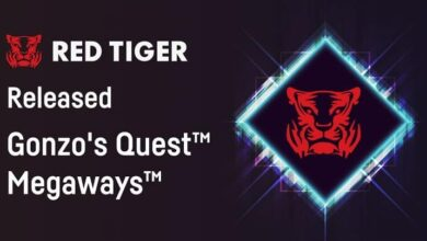 Red Tiger released Gonzos Quest