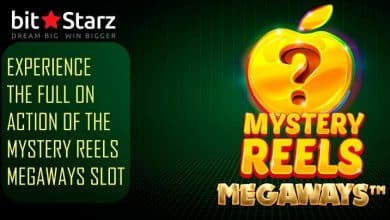 Photo of Mystery Reels Megaways Slot Gets Added On BitStarz