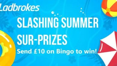 Photo of Ladbrokes Unveils Splashing Summer Sur-Prizes Event For Customers