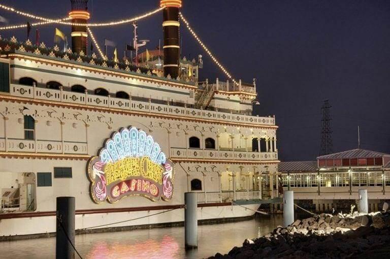 Kentucky riverboat casinos street drifter 2 game
