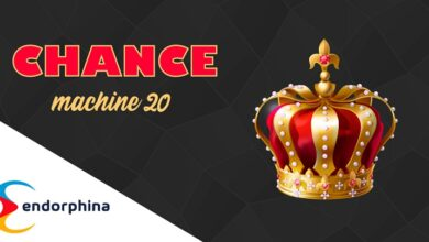 Endorphina Launches Chance Machine 20 Slot for Fans