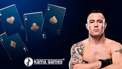 KamaGames Partners with UFC Welterweight Champion Colby Covington