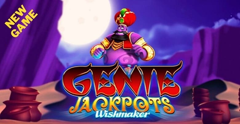 Blueprint Gaming Introduces the Genie Jackpots Wishmaker Slot