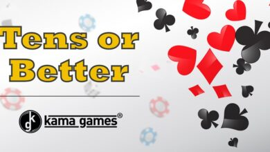 KamaGames Launches Tens or Better Video Poker for Customers