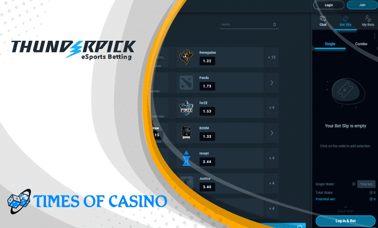 Rivers online gambling