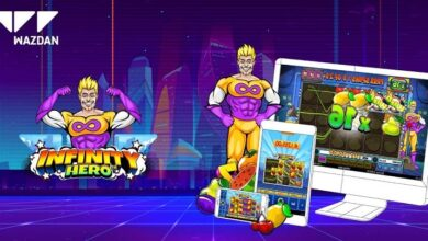 Photo of Wazdan Unveils New Slot Game – Infinity Hero