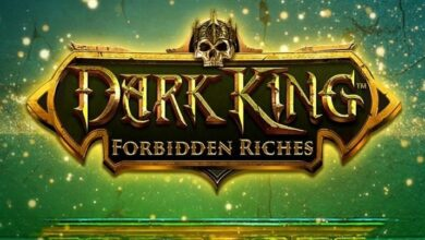 Photo of Hunt the Dark Evil in the Dark King: Forbidden Riches Slot