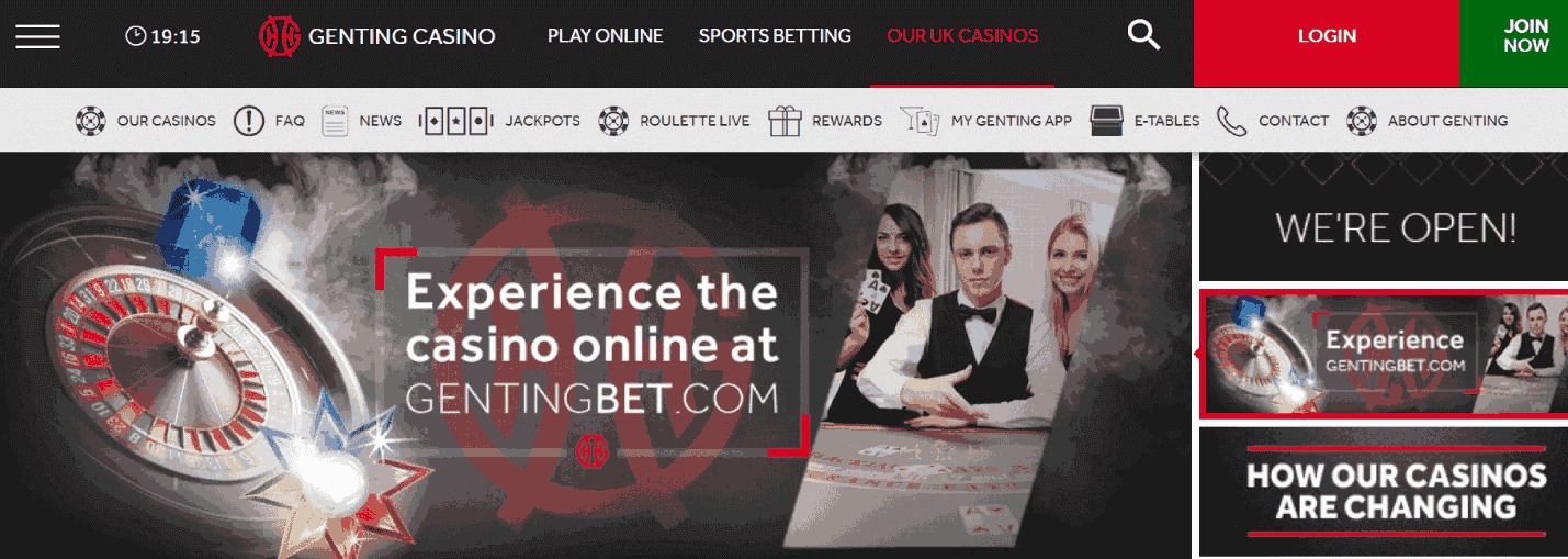 Complete review of Genting Casino