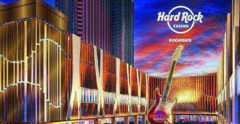 Pembukaan Kasino Rockford Hard Rock Tertunda