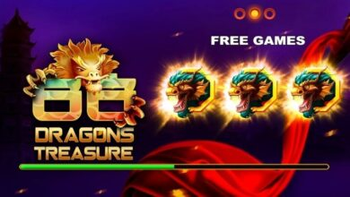 Experience the Magic of Four Jackpots with 88 Dragons Treasure