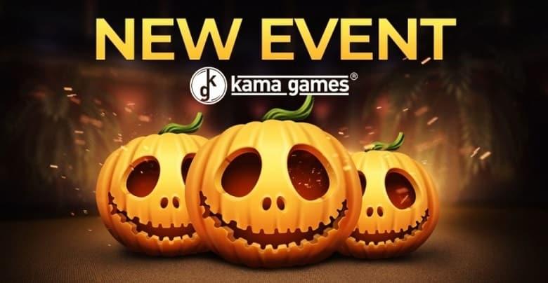 KamaGames meluncurkan Acara Liburan dengan Hadiah Besar