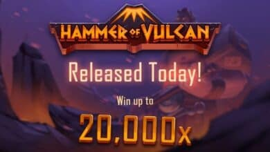 QuickSpin Presents Hammer of Vulcan Slot For Fans