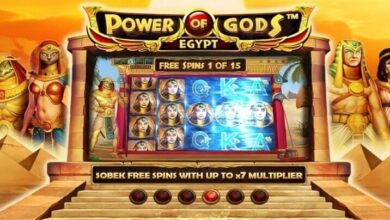 BitStarz Launches Brand New Game, Power of Gods: Egypt