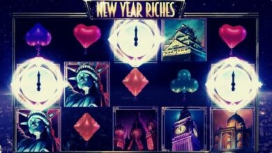 BitStarz's New Year Riches Slot