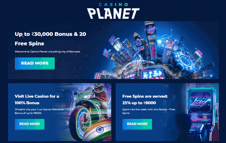Casino Bonus Offers