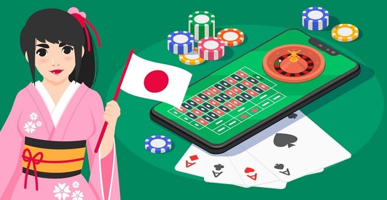 Japan Offers Mobile Casino Games to Residents