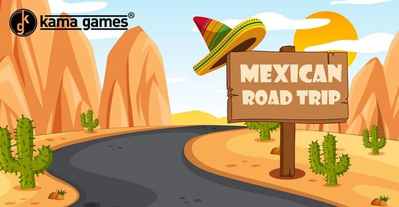 Simbol dalam Road Trip Meksiko dengan KamaGames