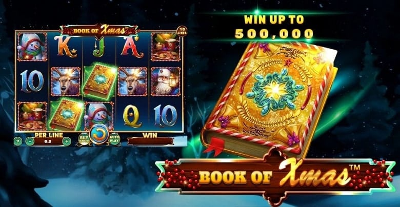Expand Earnings with Book of Xmas Slot During Christmas