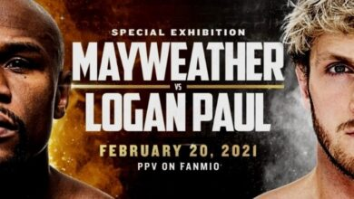 Floyd M to Lock Horns with Logan Paul in an Exhibition Fight