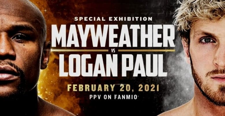 Floyd Mayweather Announces Exhibition Fight With Logan Paul