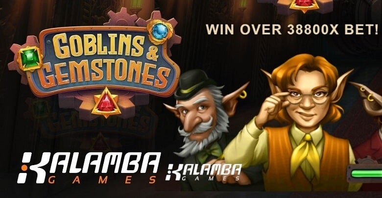 New Goblins and Gemstones Slot