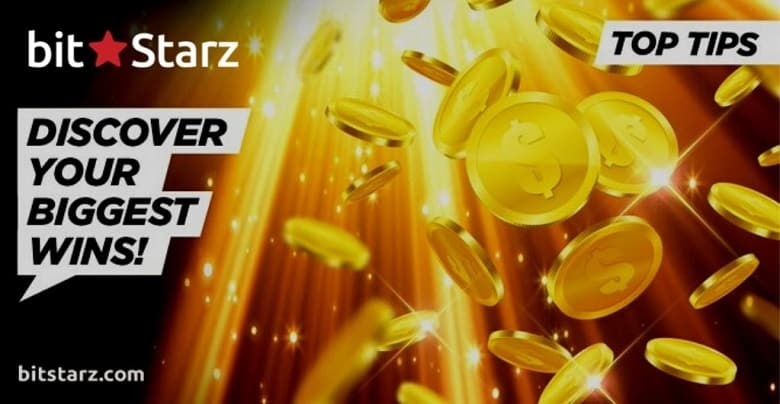BitStarz's New Feature Helps Users Find Their Biggest Wins