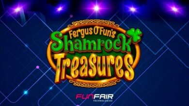 FunFair Technologies Launch Irish-Themed Shamrock Treasures