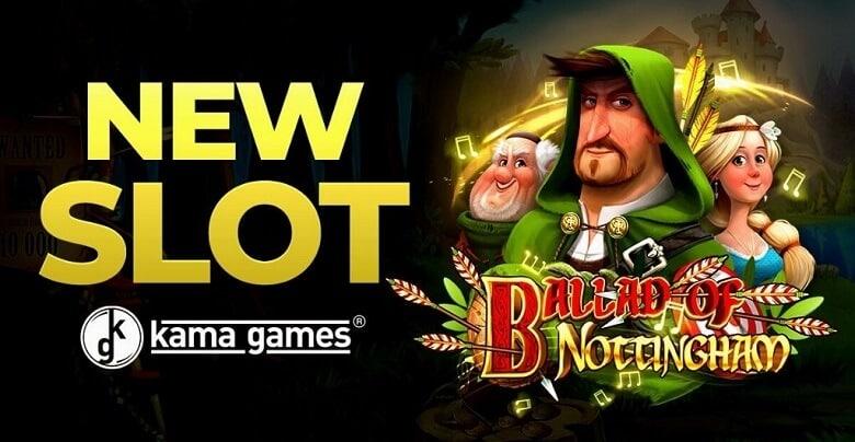 KamaGames Memperkenalkan Ballad of Nottingham Slot