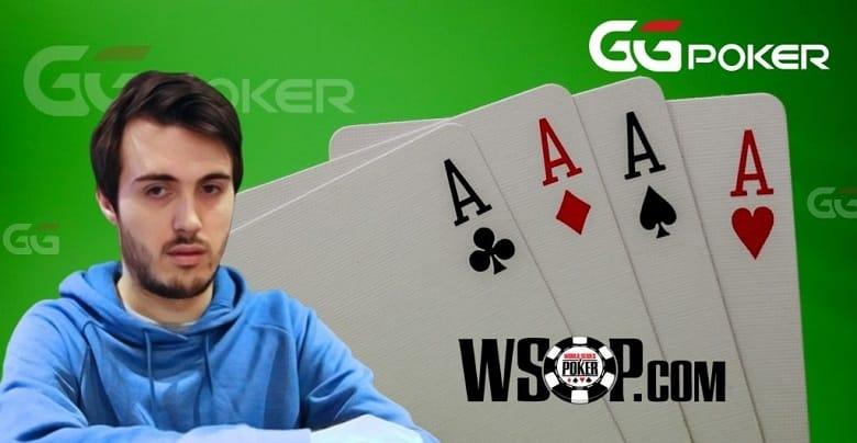 Paulius Plausinaitis Aces Acara Utama Musim Dingin GGPoker WSOP