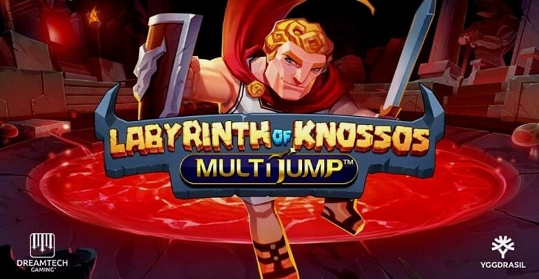 Dreamtech Gaming Memperkenalkan Labyrinth Of Knossos MultiJump ™