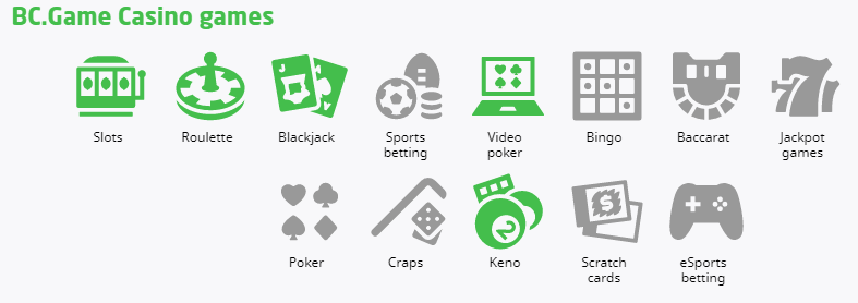 Enjoy Various Games