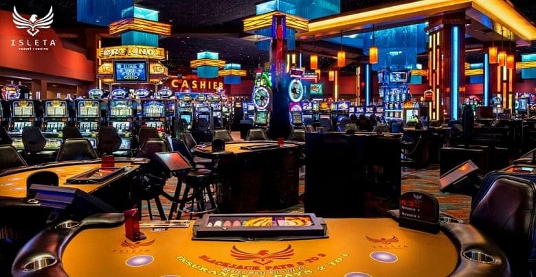 Kasino Isleta Dibuka Kembali Setelah Mencabut Pembatasan COVID-19
