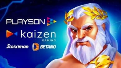 Kaizen Gaming Enters into a Partnership with Playson