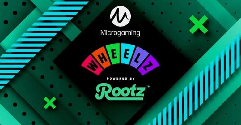 Microgaming Secara Strategis Bermitra Dengan Rootz Limited