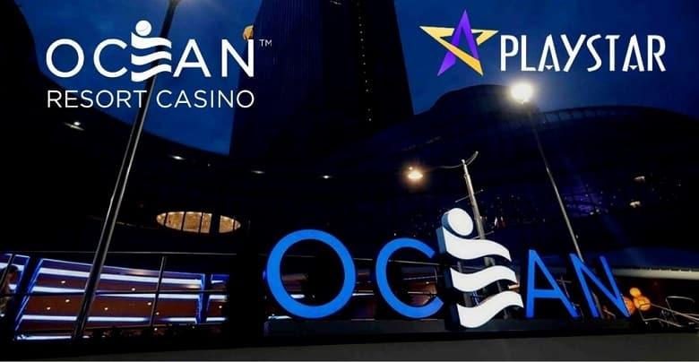 Nikmati PlayStar Casino di Ocean Casino Resort Venue
