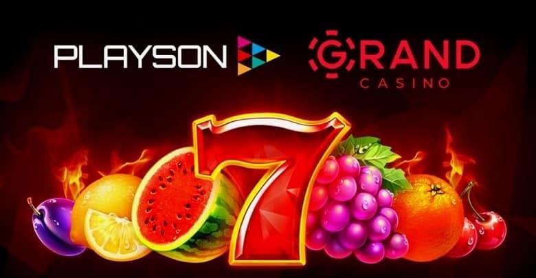 Playson Melakukan Kesepakatan Pasokan Game dengan GrandCasino Belarusia