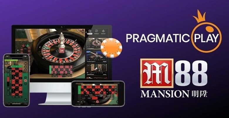 Studio Kasino Langsung Eksklusif Play & Mansion Pragmatis