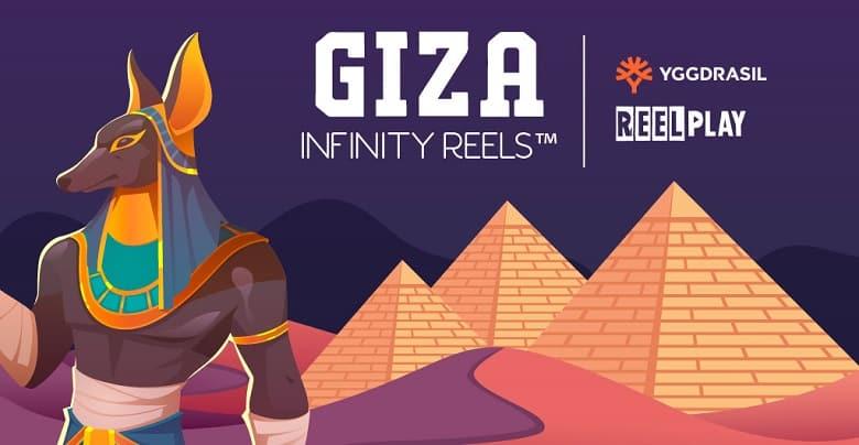 ReelPlay dan Yggdrasil untuk meluncurkan GIZA Infinity Reels ™
