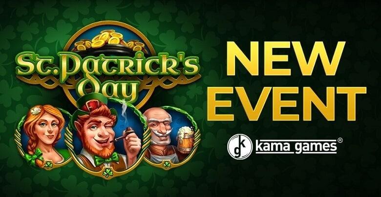 Nikmati Hiburan Hari St. Patrick di Perayaan Acara KamaGames