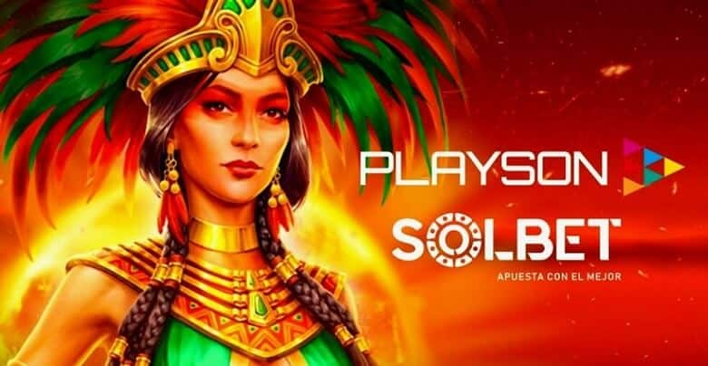Enjoy Playson's Popular Titles at Solbet's Casino Cluster