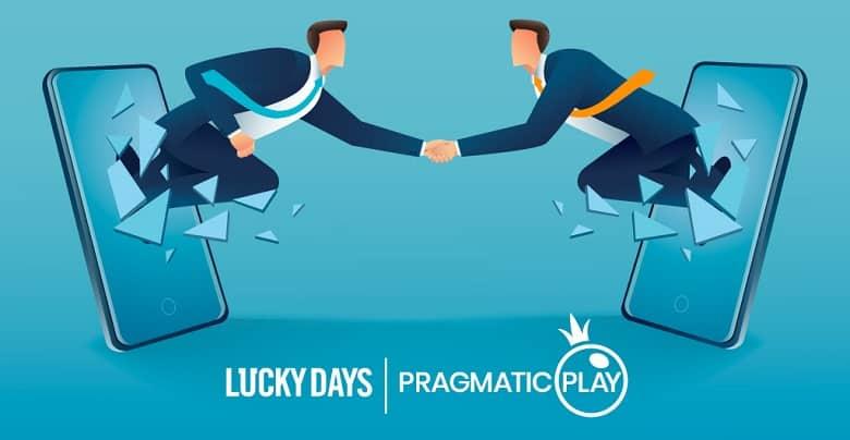 Game Dealer Langsung Pragmatic Play Tersedia di LuckyDays