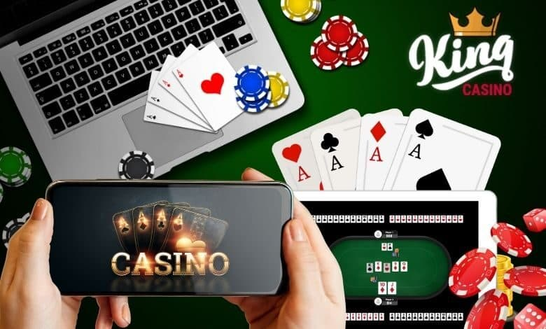 """King Casino Rises as the """"King"""" of Online Casinos"""